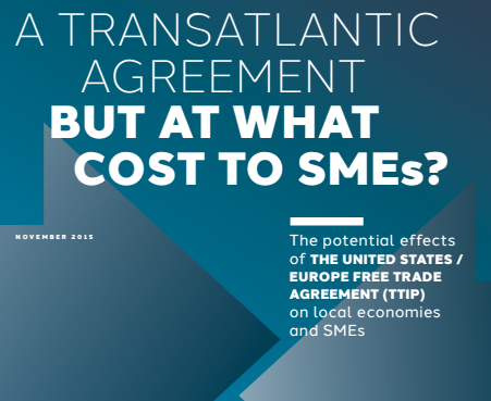 Report A Transatlantic Agreement But At What Cost To Smes